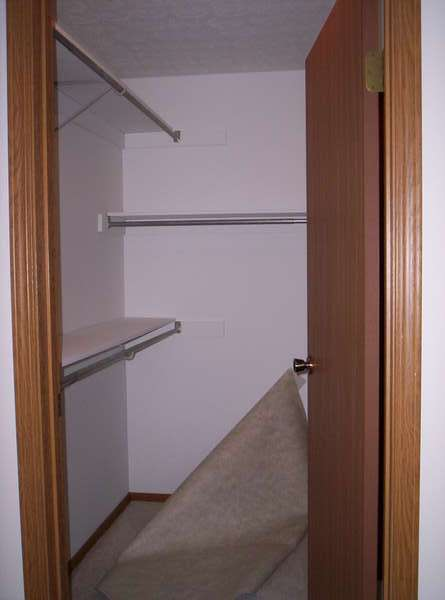 Our New Place - Walk In Closet